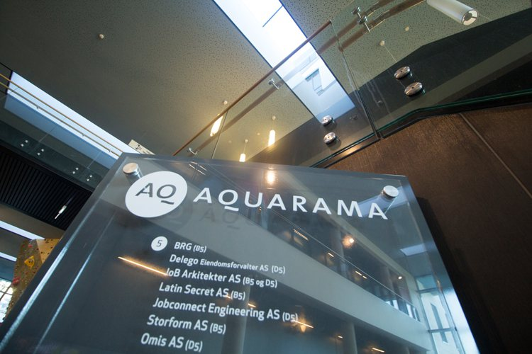tuberides - Aquarama Kristiansand (N)
