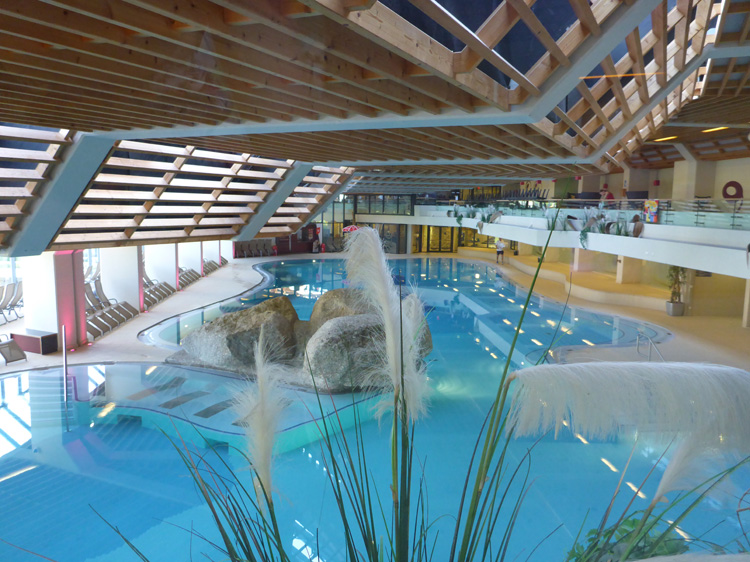 tuberides - olympia sport- und kongresszentrum seefeld in tirol (a), Hause ideen