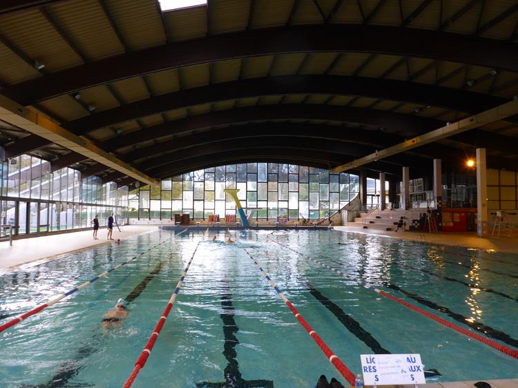 Tuberides piscine olympique amn ville f for Piscine amneville